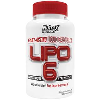 Lipo 6 Maximum Strength