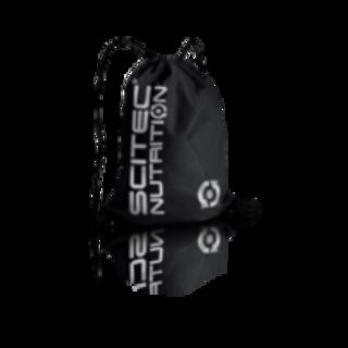 Gym Sack - Scitec black w silver print
