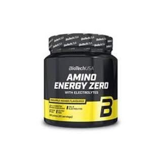 Amino Energy Zero with Electrolytes