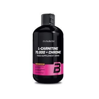 L-carnitine 70.000 mg + Chrome Liquid