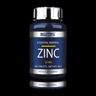 Zinc (25 mg)