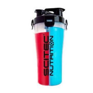 Plastic Dual shaker Scitec