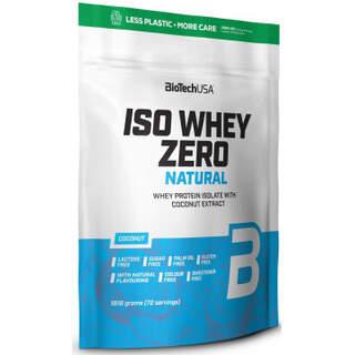 IsoWhey Zero Natural Lactose Free