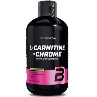 L-Carnitine 35.000 mg + Chrome concentrate