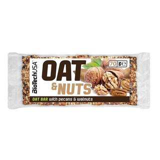 Oat and nuts bar